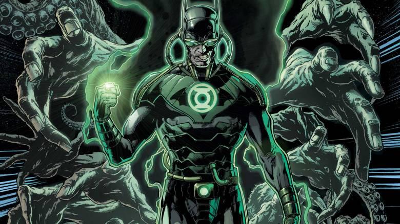 Top 10 batman alternatifs my geek actu Green lantern metal