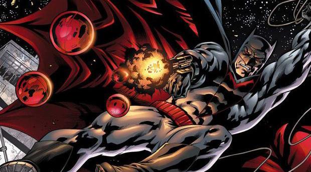 top 10 Batman FlashPoint My Geek actu