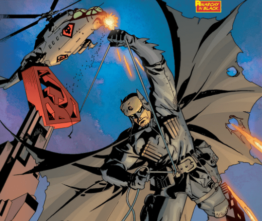Top 10 Batman Red son my geek actu