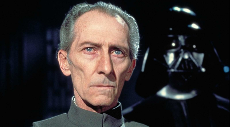TOP 10 secret star wars my geek actu Peter cushing