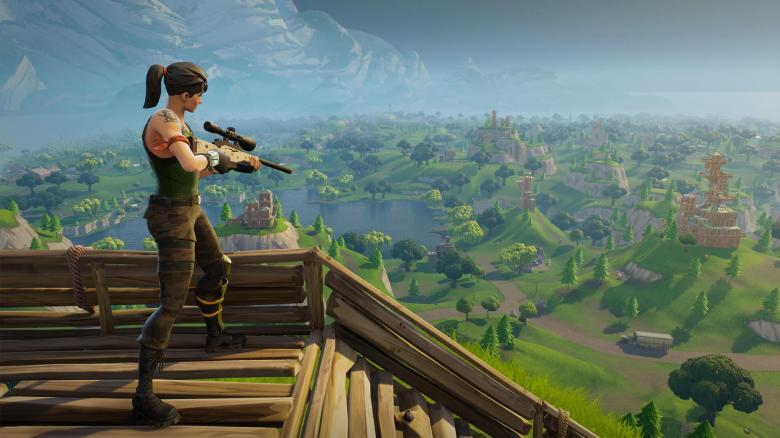 5 bonnes raisons de jouer à Fortnite My Geek Actu Sniper