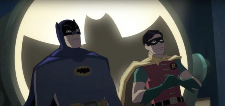 Batman contre Double Face Review My Geek Actu Trailer