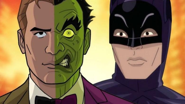 Batman contre Double Face Review My Geek Actu