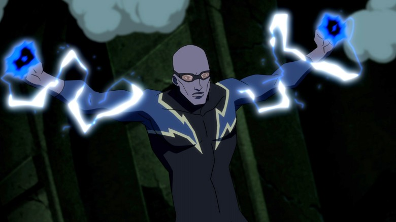 Black Lightning Review My Geek Actu Young Justice