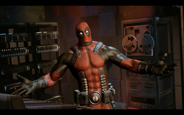 Geek Contest Deadpool the game My Geek Actu
