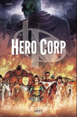 Hero Corp Saison 5 Avis Review My Geek Actu Comics 2