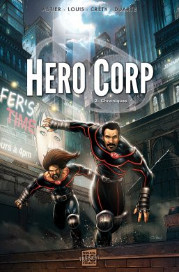 Hero Corp Saison 5 Avis Review My Geek Actu Comics