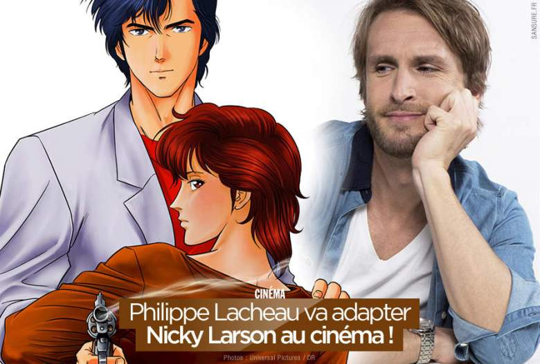 Phil Lacheau Nicky Larson