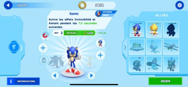 Sonic Runners Adventure Test iOS My Geek Actu Alliés