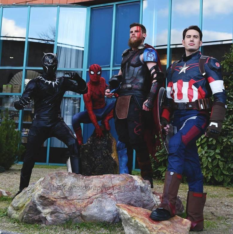 5 BONNES RAISONS DE - Faire du cosplay (Photo 2)