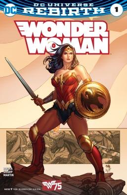 5 bonnes raisons de lire des comics Wonder Woman