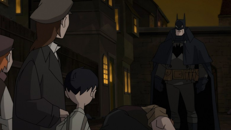 Batman Gotham by Gaslight Review My Geek Actu Robin 2