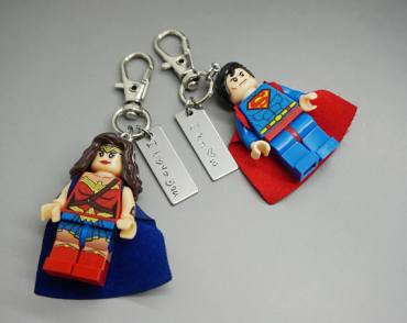 keychains geekeries st valentin mga
