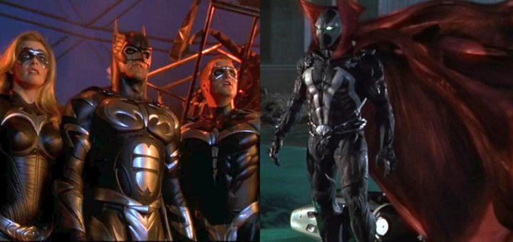 top 10 batman & robin spawn my geek actu