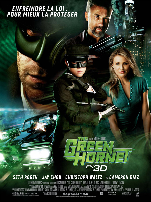 top 10 Green Hornet Cover My geek actu .jpg