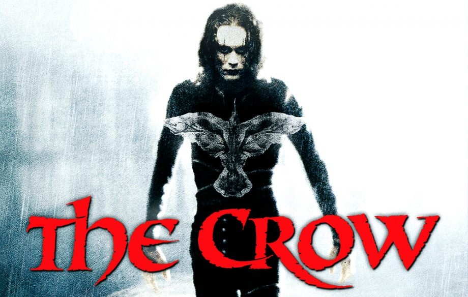 top 10 the crow cover my geek actu