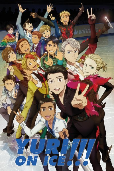 Yuri on Ice Review My Geek Actu (2)