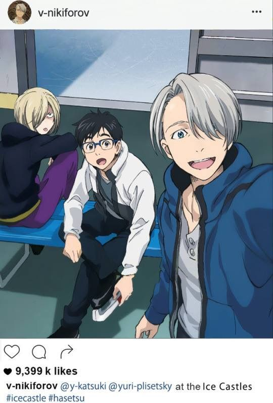 Yuri on Ice Review My Geek Actu (3)