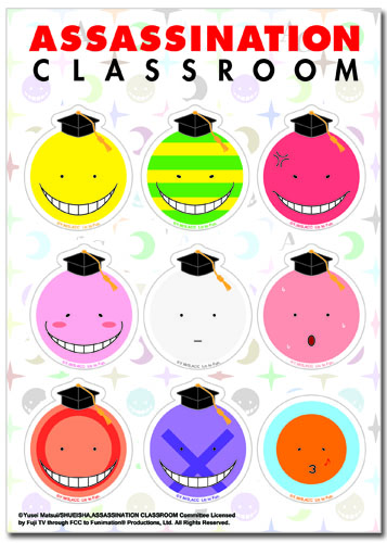 assassination-classroom-sticker-koro-sensei-faces-set