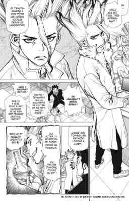 Dr.Stone Review Manga My Geek Actu #2