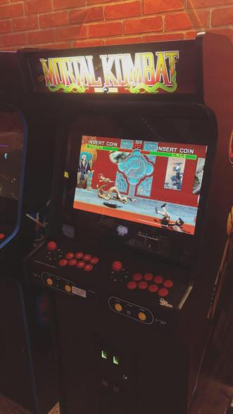 event arcade bar ready player one mortal kombat my geek actu