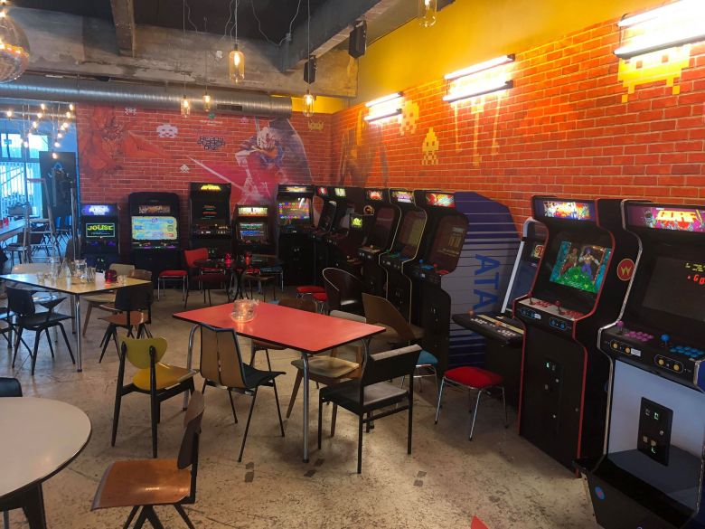 event arcade bar ready playeur one arcade borne my geek actu