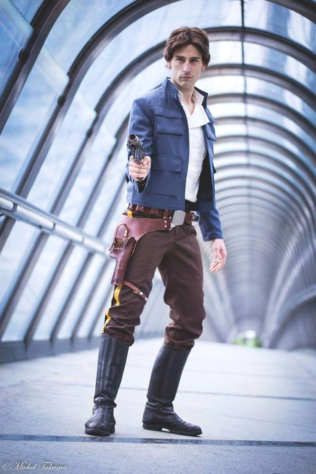 INTERVIEW - Johnnypen Cosplay - Photo 2 Han Solo