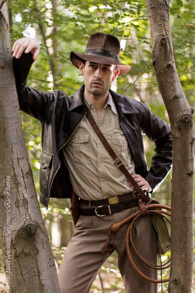 INTERVIEW - Johnnypen Cosplay - Photo 3 Indiana Jones