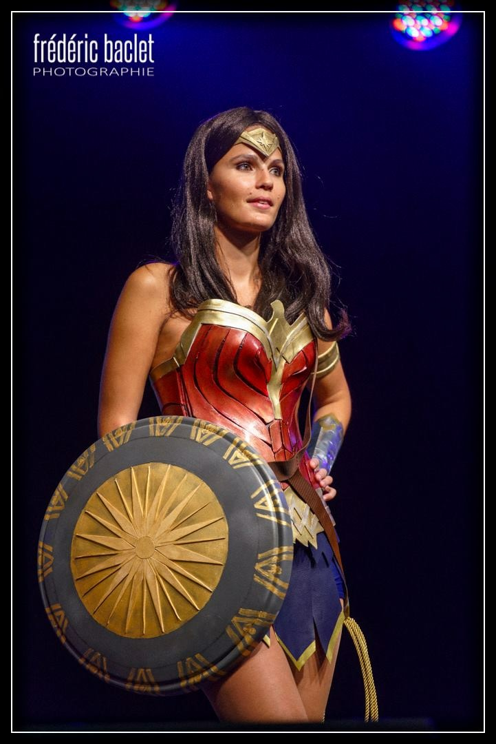 Interview My Geek Actu - Mareva Cosplay - Wonder Woman
