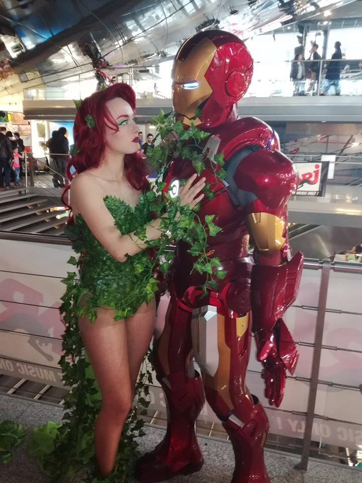 interview sayana iron man ivy my geek actu