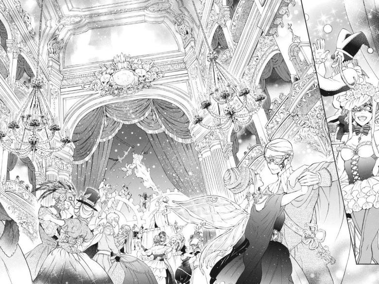 Les Mémoires de Vanitas Review My Geek Actu Manga Planche