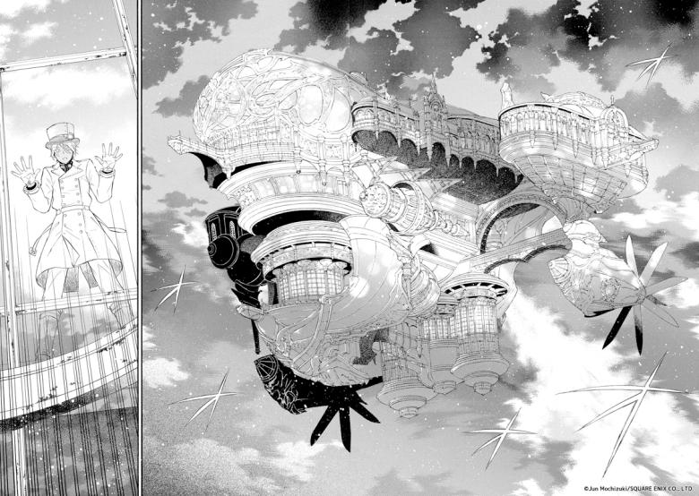 Les Mémoires de Vanitas Review My Geek Actu Manga