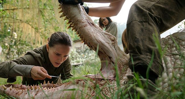 review annihilation annihilation my geek actu .jpg