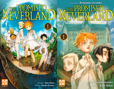 The Promised Neverland Discover My Geek Actu