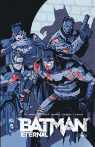 TOP 10 Comics Batman My Geek Actu Eternal 4