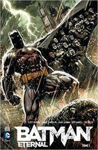 TOP 10 Comics Batman My Geek Actu Eternal