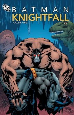 TOP 10 Comics Batman My Geek Actu Knightfall