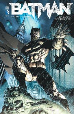 TOP 10 Comics Batman My Geek Actu La cour des hiboux