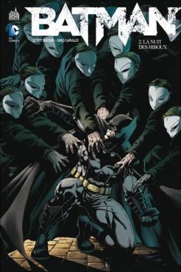 TOP 10 Comics Batman My Geek Actu La nuit des hiboux