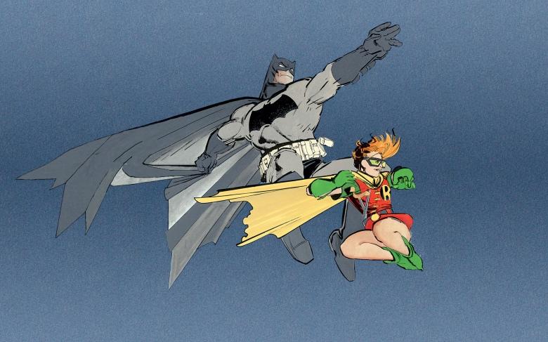TOP 10 Comics Batman My Geek Actu The Dark Knight Returns Comics