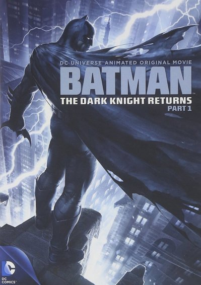TOP 10 Comics Batman My Geek Actu The Dark Knight Returns Film
