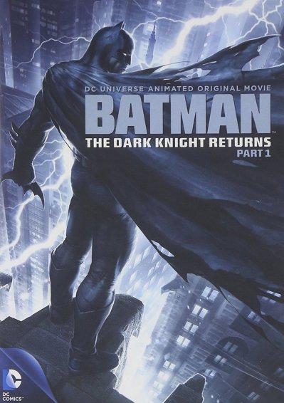 TOP 10 Comics Batman My Geek Actu The Dark Knight Returns Film