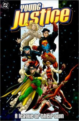 Young Justice Review My Geek Actu Comics 1