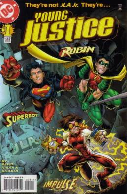 Young Justice Review My Geek Actu Comics 3