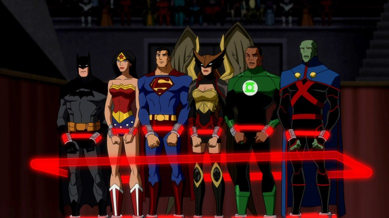 Young Justice Review My Geek Actu Saison 2