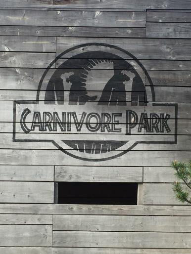 My Geek Actu Futuroscope Carnivore Park
