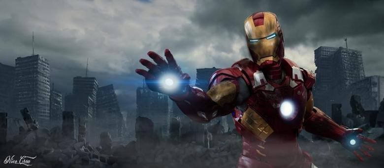 My Geek Actu - Top 10 Cosplayeurs Marvel - Iron Man