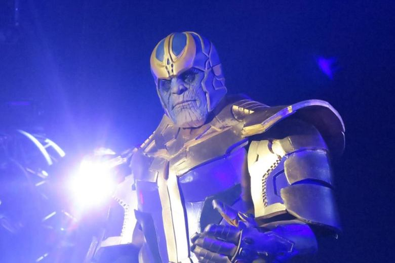 My Geek Actu - Top 10 Cosplayeurs Marvel - Thanos
