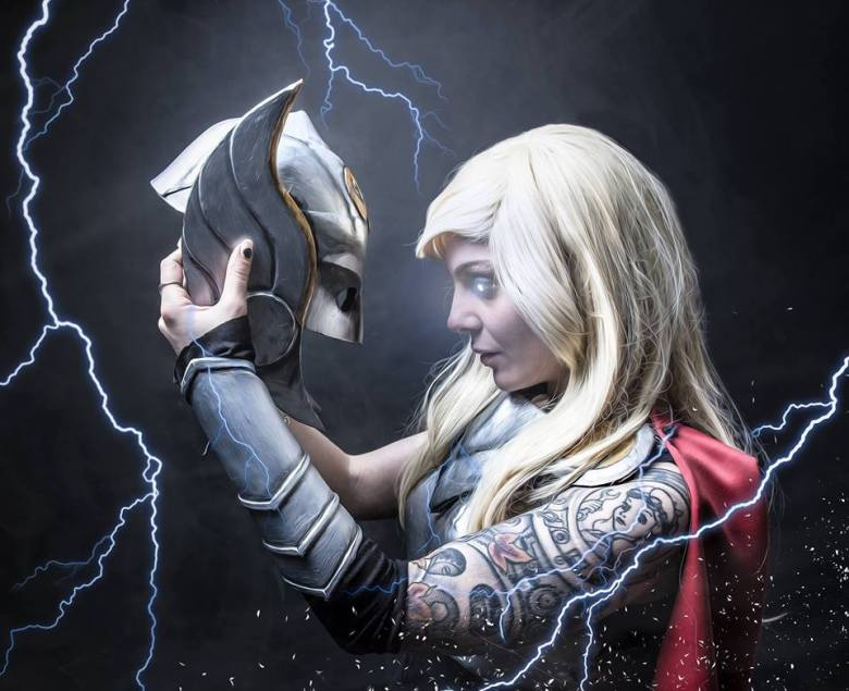 My Geek Actu - Top 10 Cosplayeurs Marvel - Thor