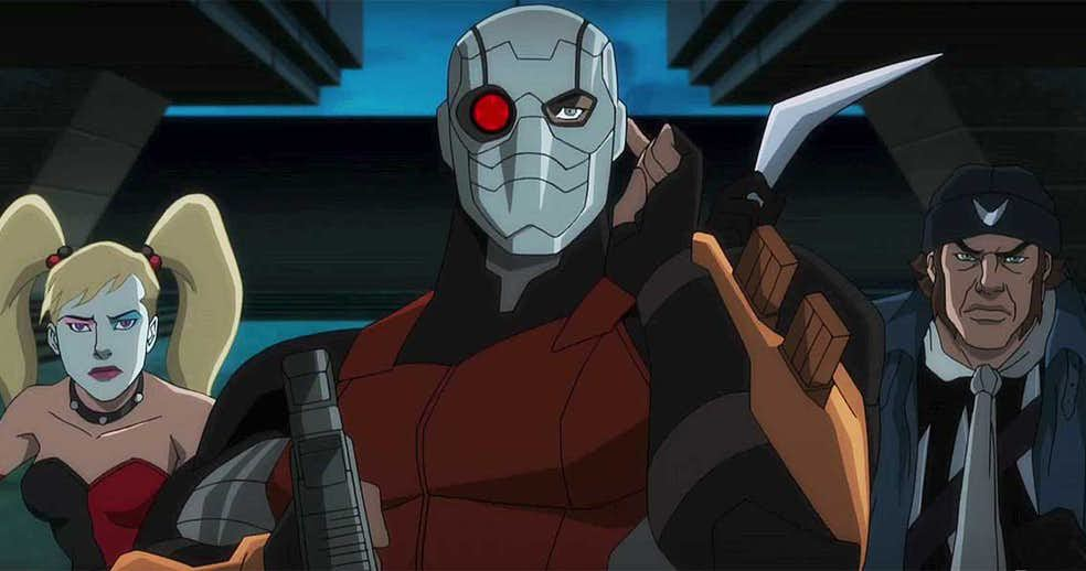 review hell to pay deadshot my geek actu